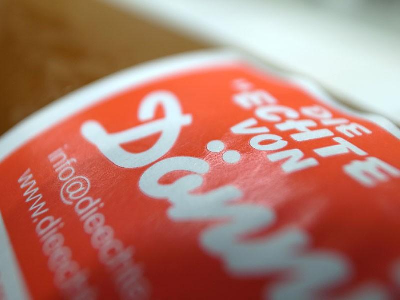 Currysauce - 1,0 KG - im Kunststoffschlauch